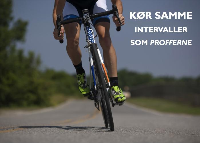 90e2db8fb6c Cykel træningsprogram: Hvilke intervaller kører profferne?